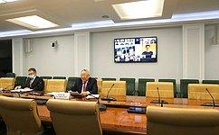 Е. Борисов: Важно совершенствовать законодательство для развития малых форм хозяйствования населе