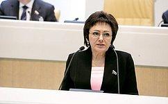 Е.Бибикова: Продлить активное долголетие пожилых людей– первостепенная задача государства
