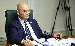 Сенаторы обсудили развитие АПК иобеспечение рационального природопользования наЧукотке