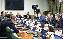 Профильный Комитет СФ рекомендовал одобрить закон, касающийся передачи варенду сооружений аэродромов гражданской авиации