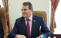 И.Морозов: Переговоры делегации Совета Федерации вИране были насыщенными иконструктивными