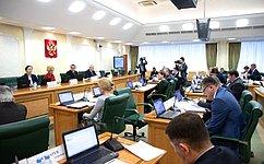 Н. Федоров: Смысл инициатив Совета законодателей– изменения впользу регионов