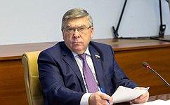 Комитет СФ посоциальной политике рекомендовал кодобрению федеральные законы обюджетах государственных внебюджетных фондов