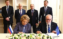 В.Матвиенко: Обсуждение вПАСЕ европейских проблем без участия российской делегации неконструктивно