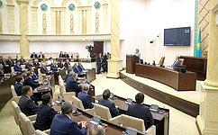 Председатель СФ: Межпарламентский диалог– важный фактор развития отношений России иКазахстана