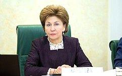 Состоялось заседание Совета повопросам жилищного строительства исодействия развитию жилищно-коммунального комплекса при СФ