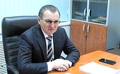 Н. Федоров провел прием граждан поличным вопросам