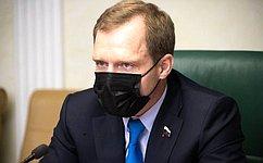 Члены Совета Федерации обсудили обеспечение учреждений уголовно-исполнительной системы государственными имуниципальными заказами