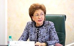 Г.Карелова: Второй Форум социальных инноваций должен стать предельно прагматичным мероприятием