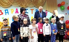 В.Марков посетил срабочей поездкой городской округ Вуктыл Республики Коми