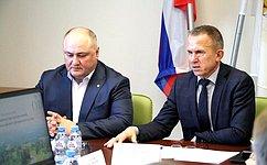 В. Кравченко: ВТомской области создается эффективная среда для развития бизнеса