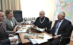 Ф. Мухаметшин продолжает работу над исполнением просьб жителей Самарской области