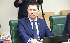 И. Зубарев предложил внести поправки взакон «Орыболовстве исохранении водных биологических ресурсов»