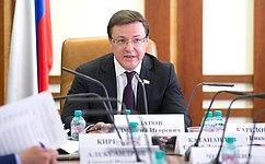 Д.Азаров: Калужская область становится все более привлекательной для работы, жизни иотдыха