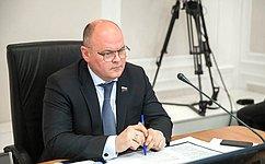 Совершенствование законодательства всфере развития цифровой экономики рассмотрели вСовете Федерации
