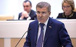СФ ратифицировал Соглашение между Россией иИорданией