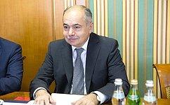 И.Умаханов: Россия иИрак заинтересованы вактивизации межпарламентского диалога