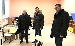 Д. Шатохин посетил Усть-Куломский иКорткеросский районы Республики Коми