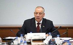 Сенаторы внесли законопроект вчасти совершенствования порядка пересечения Государственной границы России