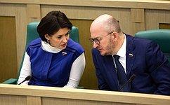 Сенатор Маргарита Павлова поддержала Федеральный закон облаготворительной деятельности иволонтерстве