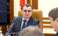 Н. Фёдоров принял участие взаседании Государственного антинаркотического комитета
