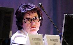 Л.Талабаева: Патриотическое воспитание подрастающего поколения помогает нашей стране становиться сильнее