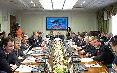 Социально-экономическое развитие Адыгеи рассмотрел Комитет СФ поэкономической политике