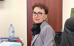Т. Кусайко приняла участие вблаготворительной акции «Собери ребёнка вшколу»