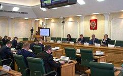 Е. Бушмин: Импортозамещение должно стать основой промышленного развития Российской Федерации