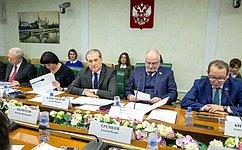 А. Клишас: Совет Федерации уделяет особое внимание исполнению решений Конституционного Суда