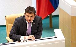 Сенаторы внесли законопроект, направленный наобеспечение равных возможностей доступа граждан кудаленным услугам исервисам– Н.Журавлев