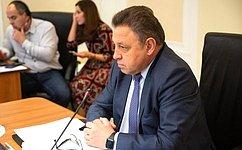 Комитет СФ поРегламенту иорганизации парламентской деятельности обсудил меры противодействия распространению коронавируса