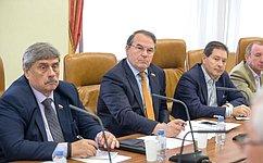 ВСовете Федерации состоялся «круглый стол» натему «Северная Африка всвете геополитических иэкономических интересов России»