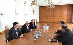Н. Журавлев: Костромская область зарекомендовала себя как надежный партнер для зарубежного бизнеса