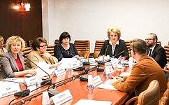 Сенаторы иэксперты обсудили поправки взаконодательство всфере ведения просветительской деятельности