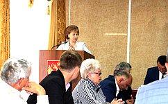 Уруководства Чойского района Республики Алтай есть четкие планы дальнейшего развития муниципалитета— Т.Гигель