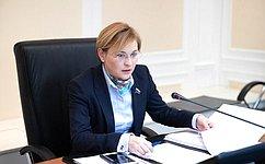Л.Бокова: Регистрация мобильных телефонов поможет бороться скражами ителефонным мошенничеством
