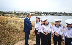 В. Куликов: Севастополь помнит свою историю