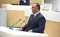 М. Ахмадов принял участие вобсуждении проекта Концепции развития детско-юношеского спорта вРоссийской Федерации