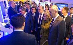 Дни Новосибирской области прошли вСовете Федерации