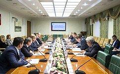 ВСФ обсудили эффективность применения налоговых льгот натерриториях опережающего социально-экономического развития