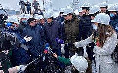 А. Майоров: Наша задача— обеспечить эффективный парламентский контроль при ликвидации последствий ЧС вНорильске