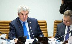 В.Бондарев: Комитет СФ пообороне ибезопасности разработал «дорожную карту» порасширению работы движения «Юнармия» врегионах
