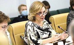 ВКомитете СФ посоциальной политике обсудили развитие детско-юношеского спорта