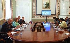 В. Матвиенко: Зимбабве– надежный партнер России наАфриканском континенте