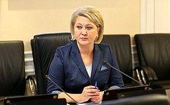 Л. Гумерова: Навстрече ссенаторами Президент РФ назвал приоритетные задачи вобластях образования, науки икультуры