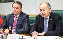 И.Умаханов: Нужно расширять инаполнять конкретным содержанием межпарламентское сотрудничество РФ иАфганистана