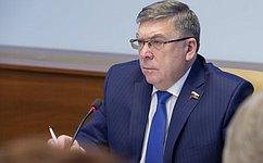 Региональные имуниципальные СМИ должны стать профессиональной площадкой для обсуждения новых законопроектов— В. Рязанский