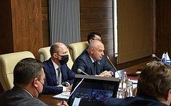 Комитеты СФ обсудили вГорно-Алтайске вопросы применения информационных технологий вгосударственном управлении