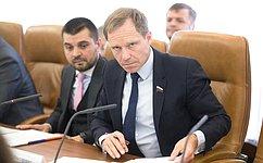 Вопрос озакрытии определенной группы данных актуален для метрополитенов иобъектов транспорта— А.Кутепов